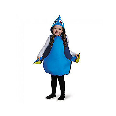 Disguise Classic Finding Dory Disney/Pixar Costume, One Size Child, One Color](Costume Disguise)