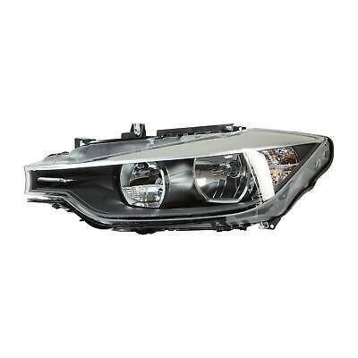 13 14 15 BMW 335I Left Headlamp Assembly