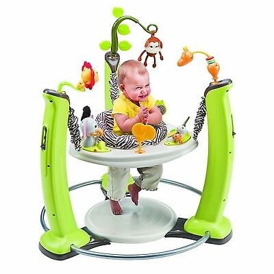 Baby Activity Jumper Saucer Walker Bouncer Infant Play Educational Toys Mat NEW