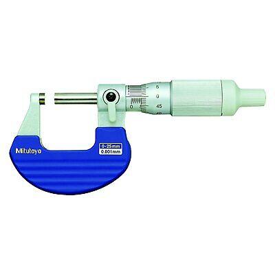 Mitutoyo Series 102 Metric Analog Outside Micrometer