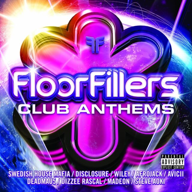 Various Artists - Floorfillers Club Anthems (2013) NEW AND SEALED