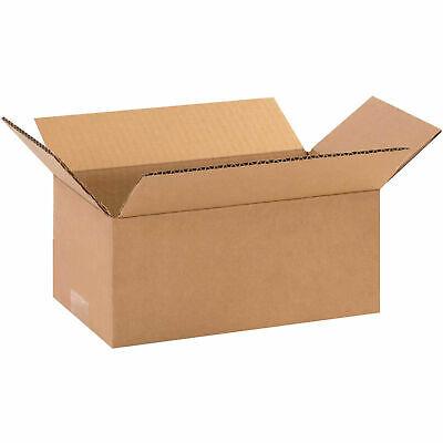 11 X 6 X 4 Long Cardboard Corrugated Box 65 Lbs Capacity 200ect-32 Lot