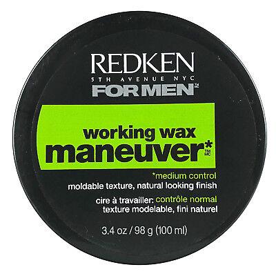 Working Wax (Redken Maneuver Working Wax 3.4)
