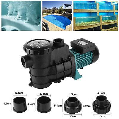 Bomba de Piscina Filtro 14500L/H 750W Circulación