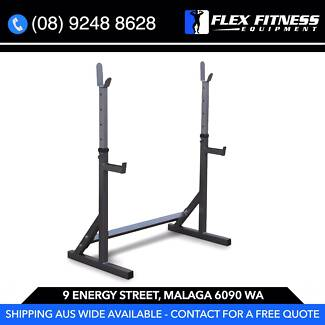 BRAND NEW L314SR SQUAT RACK PERFECT FOR ANY HOME GYM