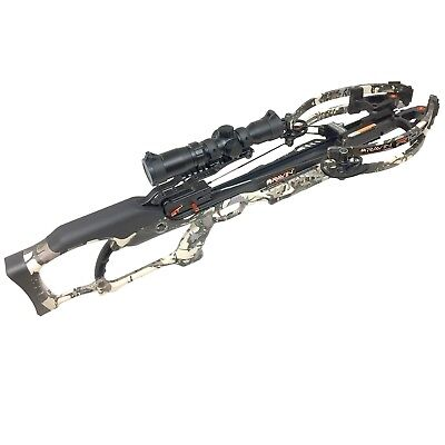 (Ravin Predator Crossbow Package R10 with HeliCoil - Camo R010)