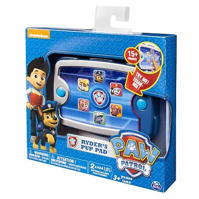 up Pad 15 Unique Character Sounds Phrases Kids Boys Toy (Pup Pad)