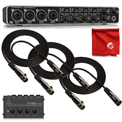 Consumer Electronics Aggressive Digidesign Mx001 Computer Recording System Für Mac