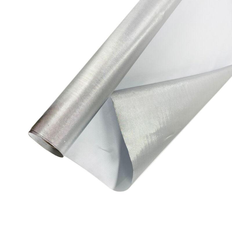 HFS(R) 6 Mil Mylar Film Roll 4FT X25FT Diamond Film Foil Roll Highly Reflective