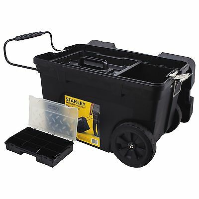 """Stanley ProMobile Tool Box Chest Rolling Portable Toolbox Storage Cabinet 24"""""""