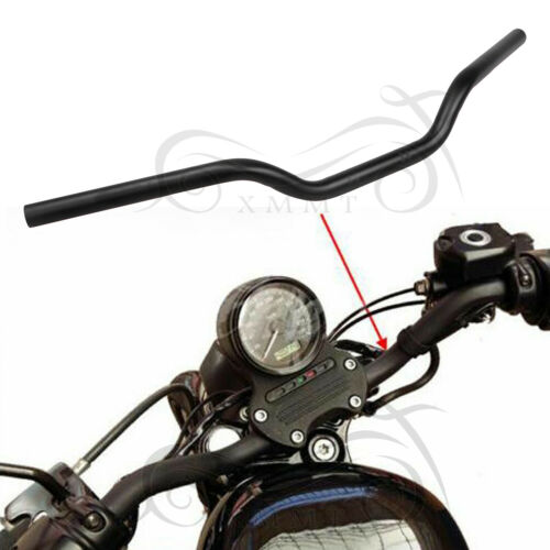 "1/"" 25mm Handlebar Handle Bar For Harley Honda Kawasaki Suzuki Yamaha Triumph 883"