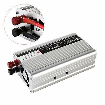 Spannung Strom Wandler (Spannungswandler 1500 3000W Inverter Welchselrichter Stromwandler 12V auf 230V)
