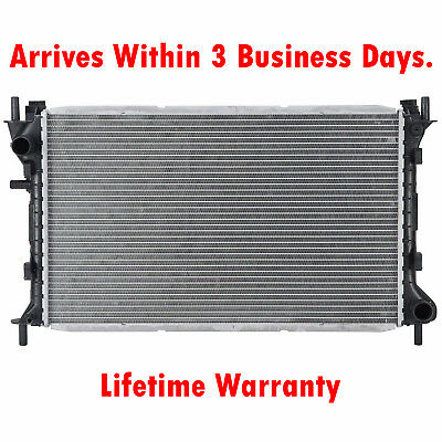 2296 Radiator For Ford Focus 2000 - 2007 2.0 2.3 - Ford Focus Zx5