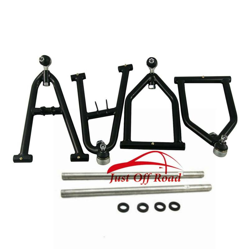 Front Upper Lower A-arm /& 2+1 Wider Extended Fit Yamaha Banshee 350 YFZ350 87-06