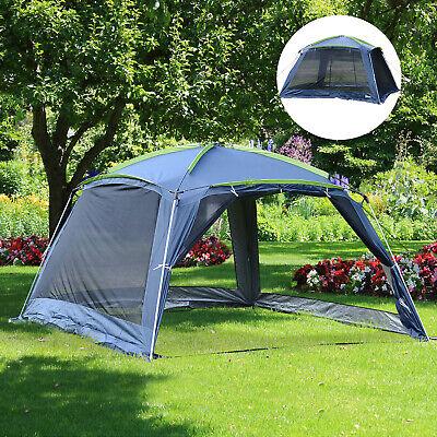 Tienda de Campaña Familiar 5-8 Persona Carpa Camping Plegable 360x355x215cm