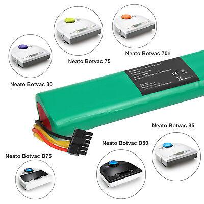 For Neato Botvac 70e 75 80 85 D75 D80 D85 Ni-Mh Vacuum Battery Pack 12V 4000mAh ()
