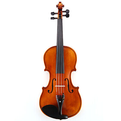 Best Model Violin for kids Flame Maple healthy hand-appied varnish 1/2