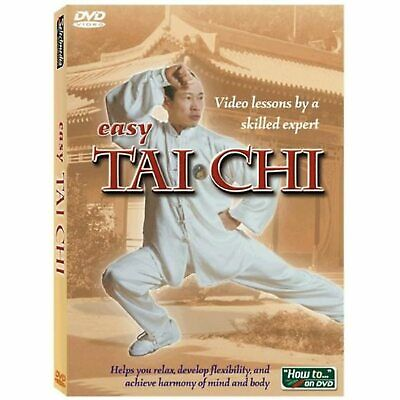 Easy Tai Chi DVD NEW