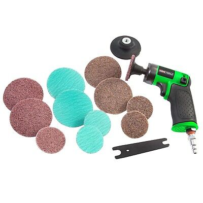- OEMTOOLS 24417 Heavy Duty Mini Air Surface Prep Sander Kit,