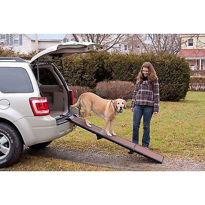 Pet Gear Travel Lite Tri Fold Large Small Dog Pet Suv Furniture Ramp Tl9371ch