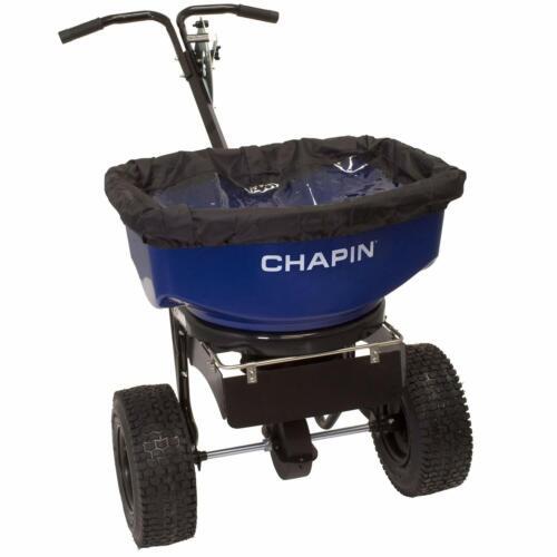 Chapin 82088 80-Pound Professional Sure Spread Salt Spreader
