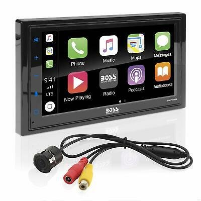 BOSS Audio Systems BVCP9685RC Apple CarPlay Android Auto Car