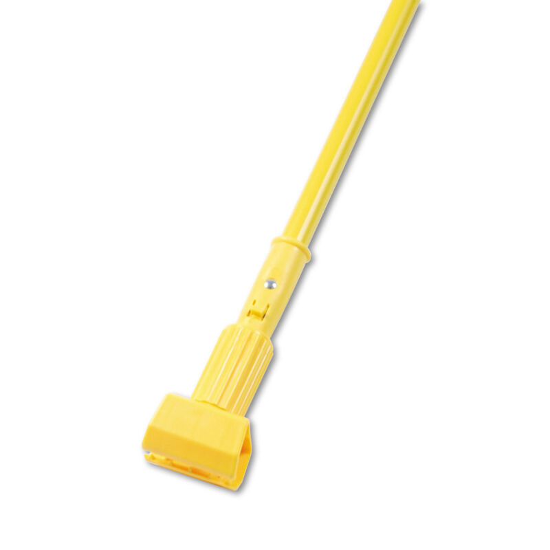 "Boardwalk Plastic Jaws Mop Handle for 5 Wide Mop Heads 60"" Aluminum Handle"