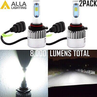 Alla Lighting CSP LED Best Seller HB4 Headlight|Fog Replacement Bulb,Xenon