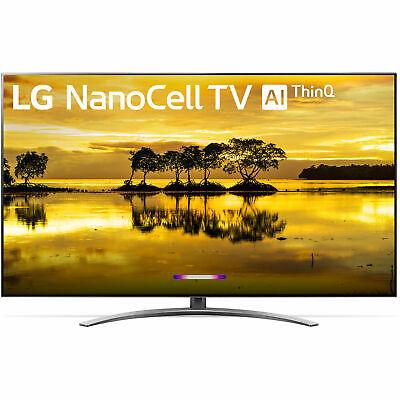 LG 55 inch 4K Ultra HD HDR Smart NanoCell IPS LED TV - 55SM9000PUA