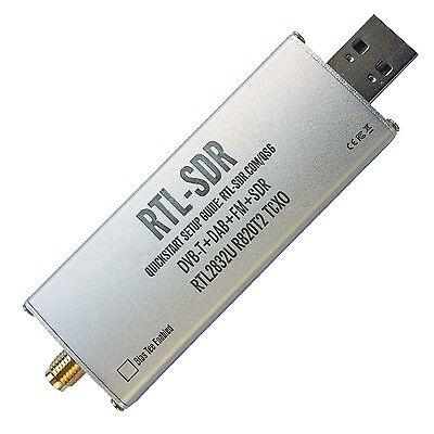 Rtl-sdr Blog R820t2 Rtl2832u 1ppm Tcxo Sma Software Defin...