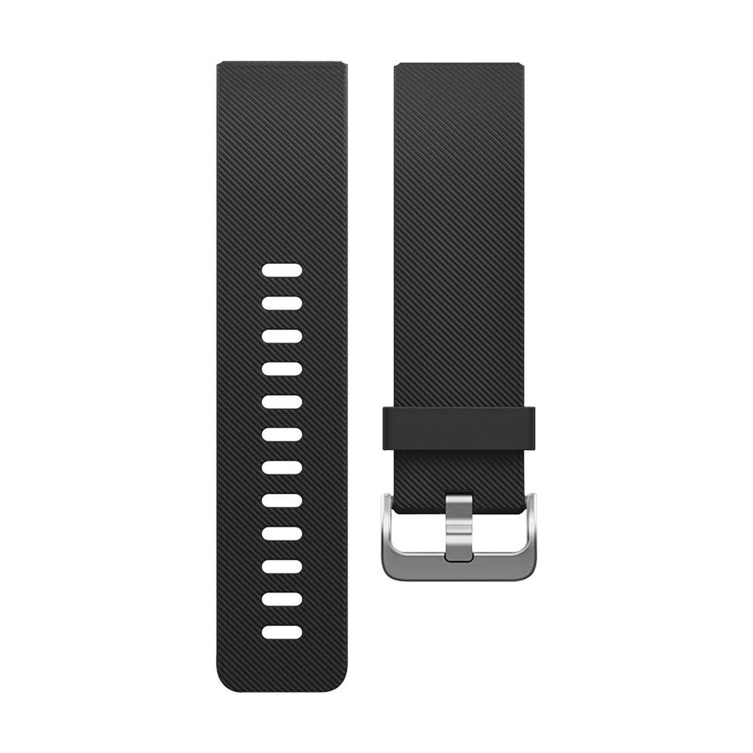 как выглядит Replacement Silicone Rubber Band Strap Wristband Bracelet For Fitbit Blaze фото