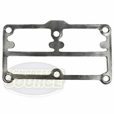 Head To Valve Plate Gasket Quincy Oem Part 114201-001 For Model Qts3 Qts5 Pumps