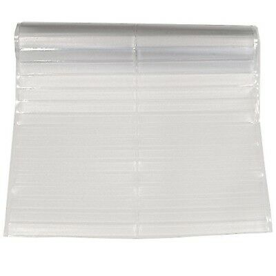 Plastic Floor Runners (Resilia - 6' Clear Vinyl, Plastic Floor Runner/Protector for Hardwood)