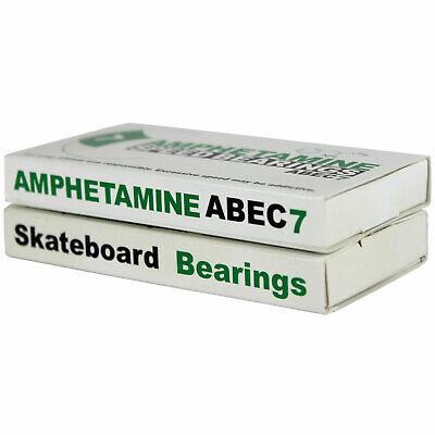 ABEC 7 Skate Bearings Standard Size SET OF 16 for inline, roller hockey