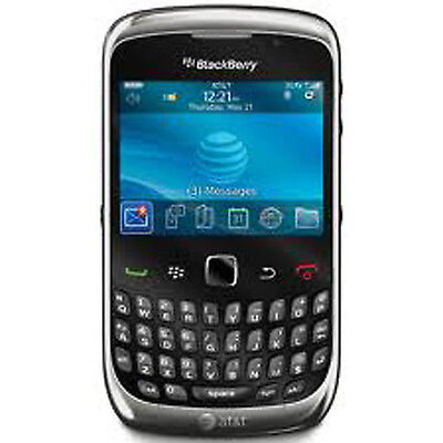 New RIM Blackberry 9300 Curve 3G WIFI Cell Phone UNLOCKED Mobile AT&T other on Rummage