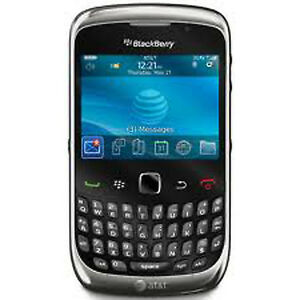 New RIM Blackberry 9300 Curve 3G WIFI Cell Phone UNLOCKED Mobile AT&T other