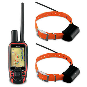 GARMIN-ASTRO-320-DOG-TRACKING-BUNDLE-COMBO-W-2-DC40-DC-40-COLLAR-010-00976-00