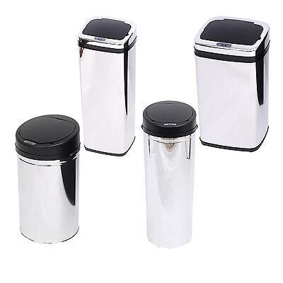 Automatik Sensor Mülleimer Abfalleimer IR mit/ohne Inneneimer 30 L / 50 L