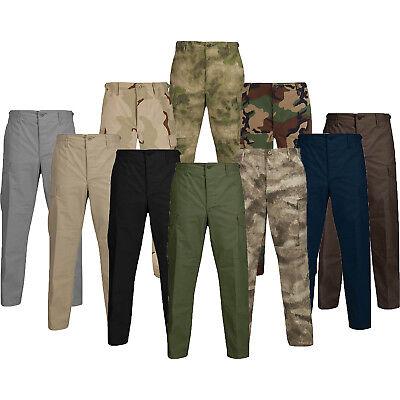 Propper Bdu Military Six Pocket 100  Cotton Button Fly Trouser Pant