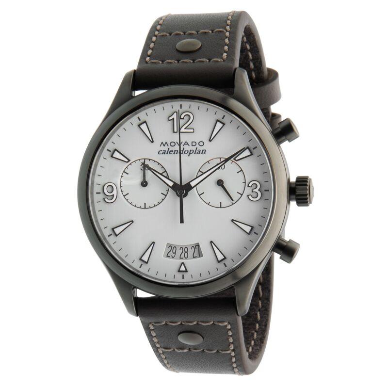 Movado-3650035-Women-Heritage-Grey-Quartz-Watch