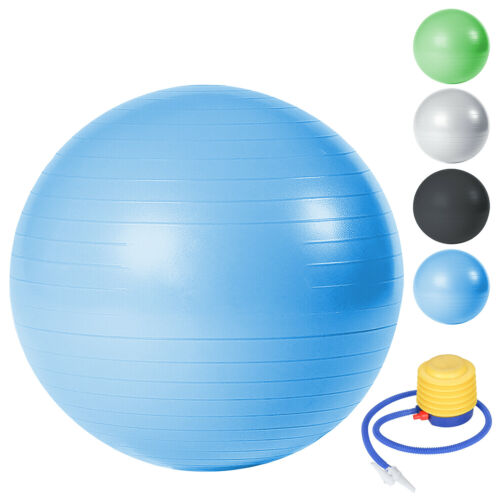 Gymnastikball 65cm 75cm 85cm Robuster Belastbarkeit Fitness Wellness Ball Rücken