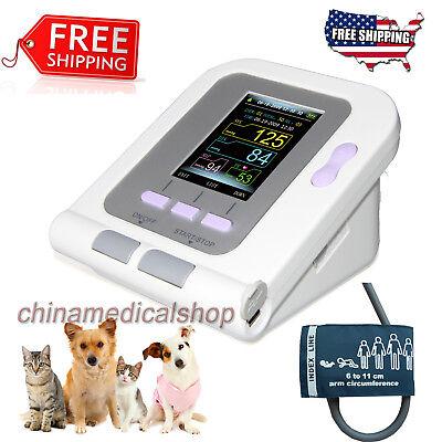 Animalvet Automatic Bp Machine Blood Pressure Monitor Pc Software Catsdogpets
