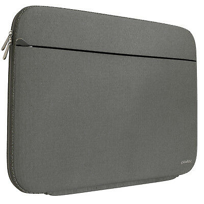 """Pawtec 13"""" MacBook Pro / Air Neoprene Lycra Shockproof Sleeve (Gray) for sale  Shipping to India"""