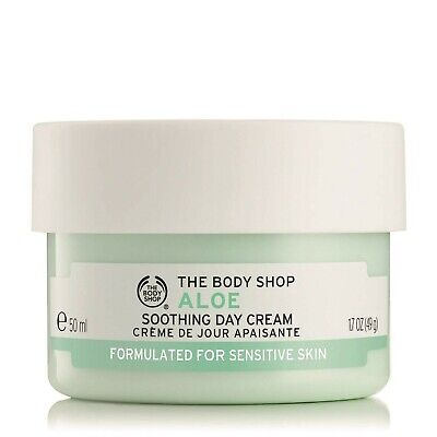 Aloe Soothing Day Cream (The Body Shop Aloe Soothing Day Cream - 50ml )