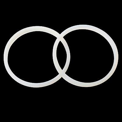 Two Pack Rubber Gasket Seal For Vivo Manual Sausage Stuffer 35711 Lb Liter
