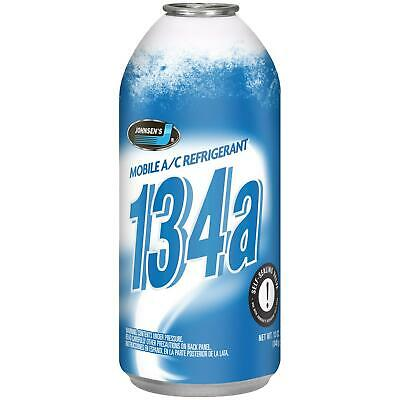 R134a Johnsen Auto A/C Air Conditioning Refrigerant Freon Gas (3) 12oz Cans USA