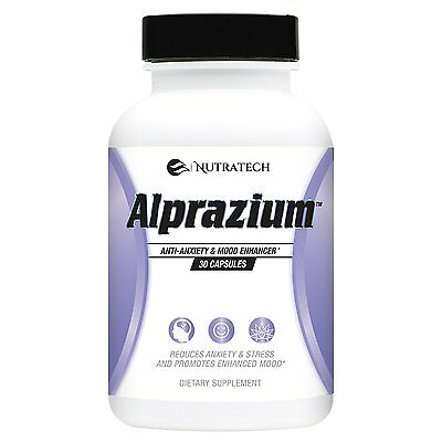 Alprazium – All Natural Stress Relief & Anti-Anxiety Supplement for Better
