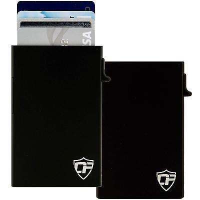 Card Blocr Best Minimalist Wallet | Rfid Credit Card Holder Wallet | Slim