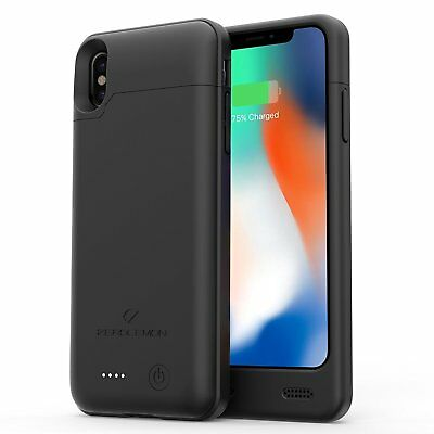 worldwide Ship - ZeroLemon iPhone X Battery Case 4000mAh Juicer Extended Battery