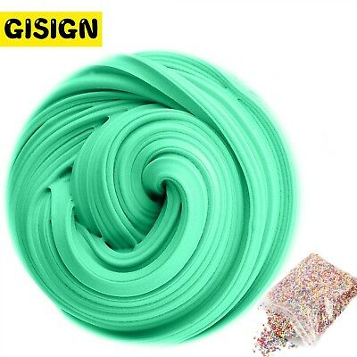 Fluffy Foam Slime Clay Putty DIY 20g Stress Relax No Borax Toy Candyfloss New